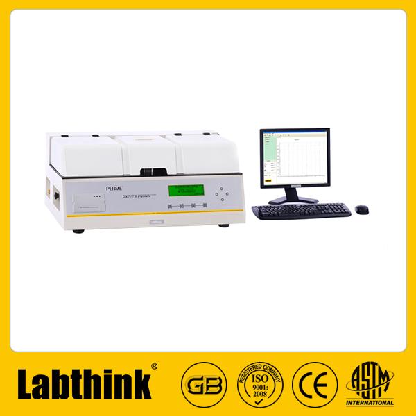 镀铝膜氧气透过率测定仪,透氧率测试仪