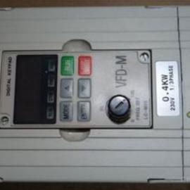 超低噪音迷你型VFD004M21A台达变频器