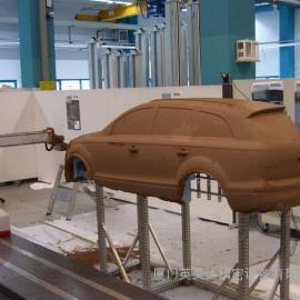 汽车造型油泥铣削机