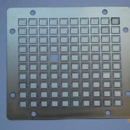 封装盖板|蚀刻封装盖板|阶梯式封装盖板