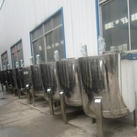 污水处理设备-不锈钢储药罐