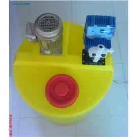 污水处理设备 一体化加药装置加药桶
