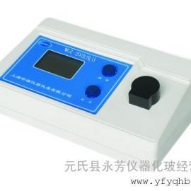 供应邯郸邢台纯净水厂QS化验室设备浊度计水质浊度检测仪