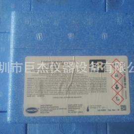21258-25美国HACH哈希COD试剂3-150