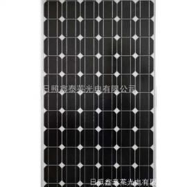 呼和浩特太阳能电池板厂家,100瓦单晶太阳能电池板,现货,出口