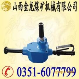架座支撑气动手持式钻机 ZQSJ-65/2.5型