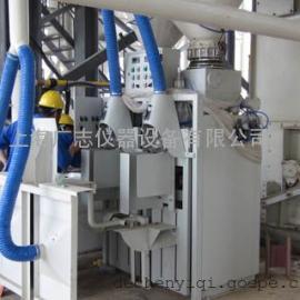 高速稳定全气动无磨损型上海干粉砂浆包装机