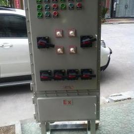 阜新BDG58防爆钢板箱参数 大连防爆铁箱价格