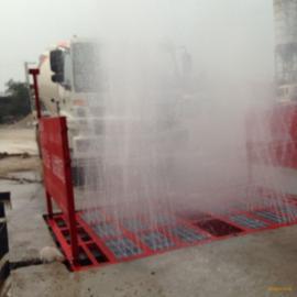 北京建筑工地车辆用冲洗槽全自动工程车辆洗车机渣土车洗轮机