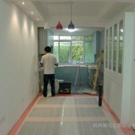杭州电地暖报价,杭州电地热价格