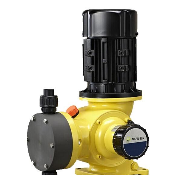 国产南方机械隔膜计量泵