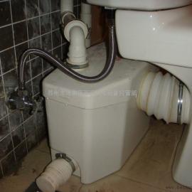 别墅地下室污水提升泵效果 卫生间马桶提升泵效果图