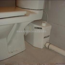 全自动污水提升泵 别墅地下室排污装置 小型污水提升器