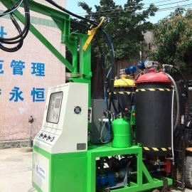 供应聚氨酯慢回弹高回弹发泡设备pu发泡机