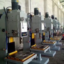 大河机型立式钻床z5140、z5140b立式钻床的功率