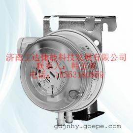 风压差开关QBM81-5价格-济南工达捷能
