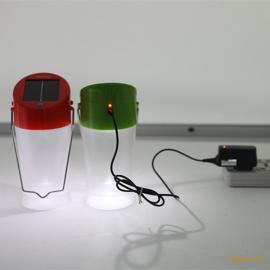 太阳能手提灯太阳能探照灯手提太阳能LED灯手提太阳能野营灯