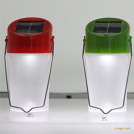 野营太阳能手提灯太阳能手提灯太阳能探照灯手提太阳能LED灯