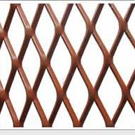 不锈钢菱形孔网 金属板网 维特克斯钢板网