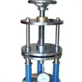 压缩回弹性试验机