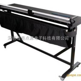 1800滚刀裁切机,深圳圆形刀片切纸机,背胶车贴切料机