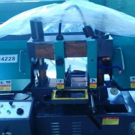 滕州双金属带锯床厂家-小型gt4228卧式带锯床推荐价格