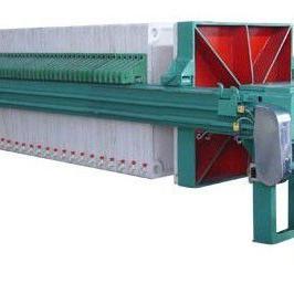 1000型程控自动拉板压滤机,全自动压滤机价格