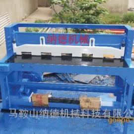Q11-3×1300机械剪板机 西藏小型剪板机销售