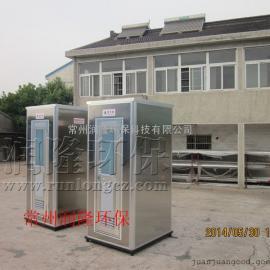 供应徐州盐城不锈钢移动厕所,常州润隆移动厕所厂家