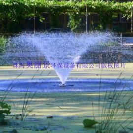 池塘��泉