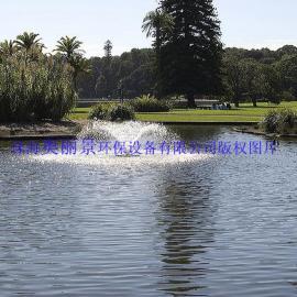 公园湖泊喷泉/景观水设置/造景喷泉