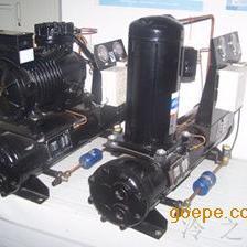 武汉制冷设备谷轮压缩机