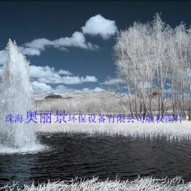 湖泊破冰及景观水设备/喷泉/曝气机