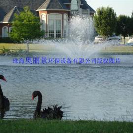 水景喷泉曝气机|喷泉曝气机厂家直销