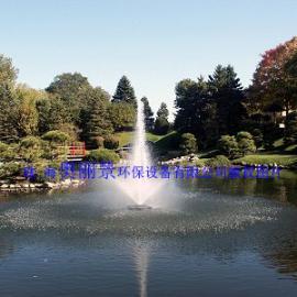 水景喷泉式曝气机 厂家直销