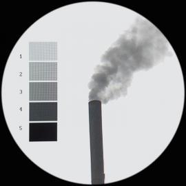 供应湖南林格曼测烟望远镜