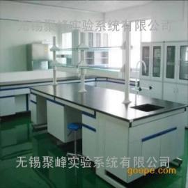 厂家热销 钢木实验台 实验室中央操作台 实验室实验桌