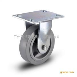 科顺6系列6寸工业脚轮 超级人造胶高承载脚轮