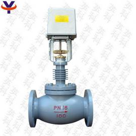 VB7000电动二通阀/英科牌电动二通阀/电动二通阀原理