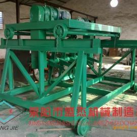 鸡粪发酵翻堆机|猪粪发酵翻堆机|生物肥发酵设备