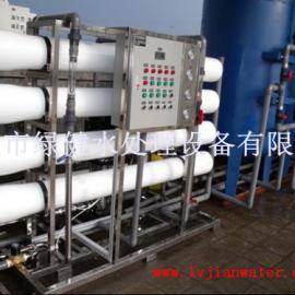 单级反渗透纯水装置