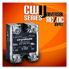 快达Crydom固态继电器CWU4850P/90P