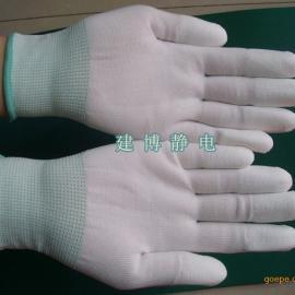 PU涂指手套 无尘手套 防尘手套/涂层手套 防护手套