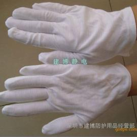 阅兵白手套/薄棉手套 手部防护用品 表演手套 跳舞手套