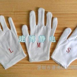 白色小学生儿童幼儿园纯棉礼仪手套 作业表演迎宾跳舞白手套