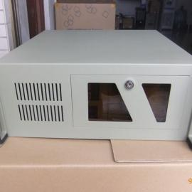 WK-6110/4U工控机10个PCI插槽工控整机945长卡工控机