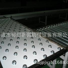 生产浙江倍速链输送线,万向牛眼无动力滚筒线,环形组装线