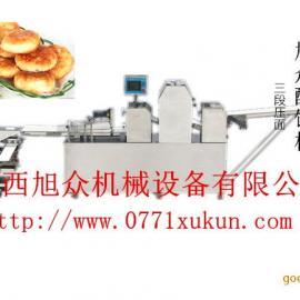 杭州酥饼机,酥式月饼苏州肉松饼机