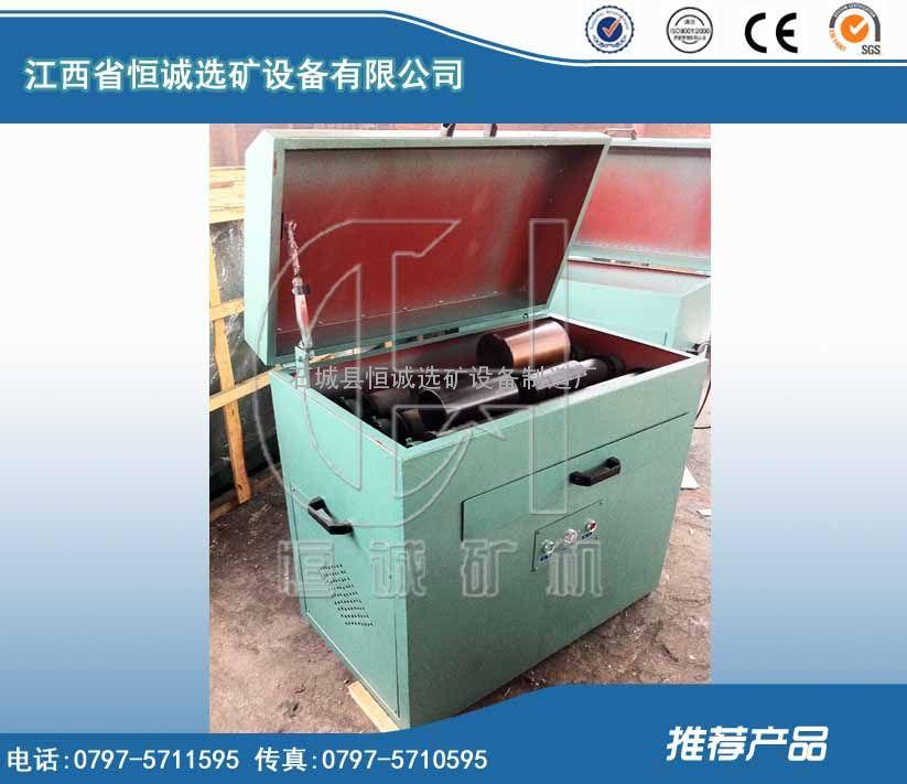 实验用棒磨机,XMB三辊四筒棒磨机,小型磨矿设备
