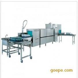 德国迈科洗碗机K200C电加热型 自动篮传送式洗碗机